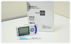 イベント心電計(オムロンヘルス社製HCG 901)